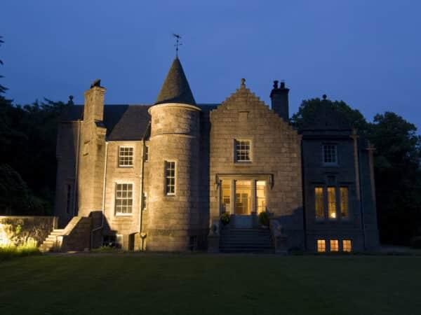 Jagtrejse til Scotland - Learney House
